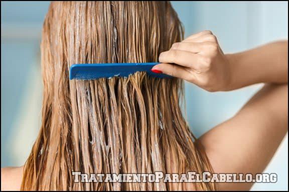 Beneficios de la leche de coco para el cabello