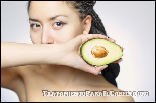 Beneficios  mascarilla de aguacate