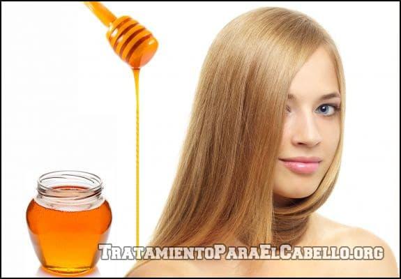 Cómo se usa la miel para el cabello