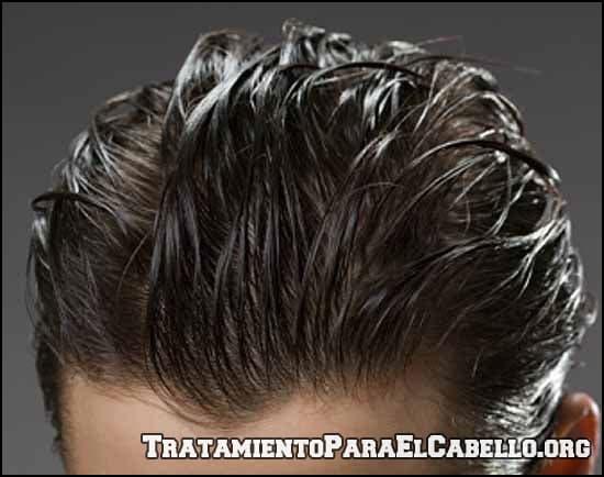 Para peinar el cabello