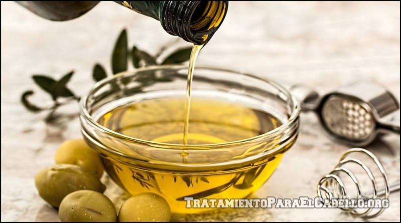 Aceite de oliva para el cabello remedio