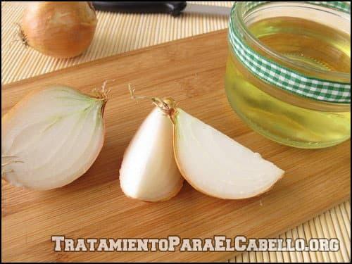Como hacer aceite de cebolla para tu cabellera
