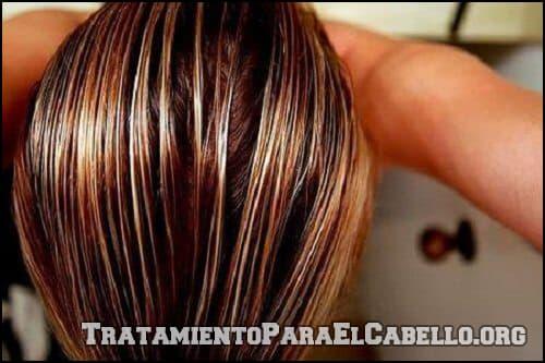 Mascarilla de cebolla para el pelo grasa