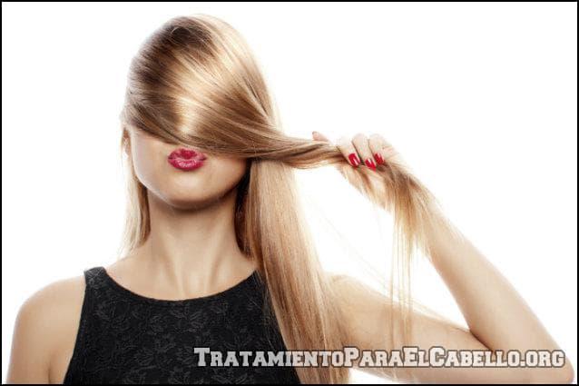 Mascarilla de plátano para alisar el cabello