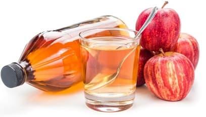 Para qué sirve Vinagre de manzana para el cabello