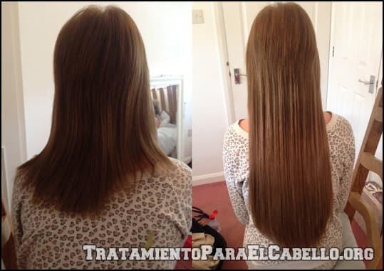 Aceite de romero para hacer crecer el cabello