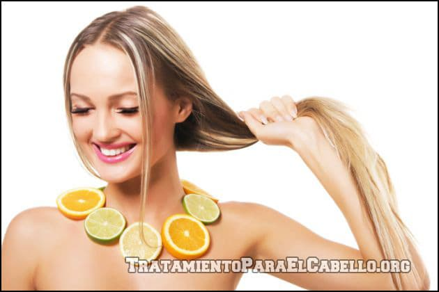 Beneficios del limón para el cuero cabelludo