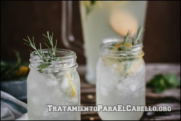 Vodka como tratamiento capilar