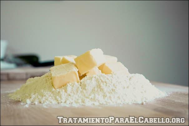 como preparar la mantequilla