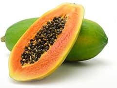 Para qué sirve la papaya en el pelo