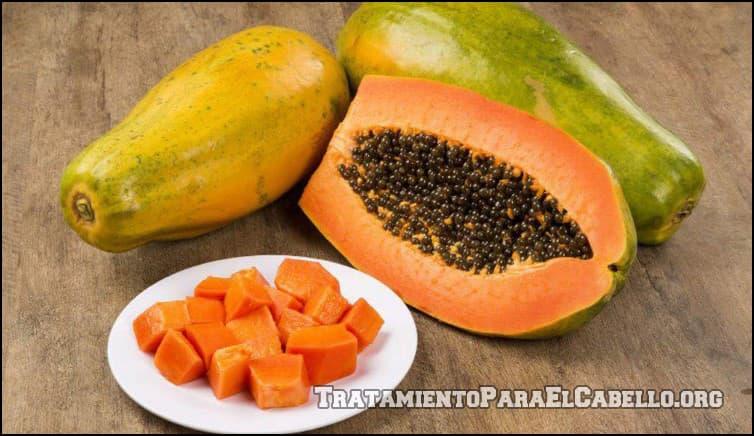 Para que sirve el aceite de papaya