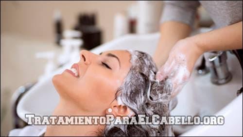 bicarbonato en el shampoo