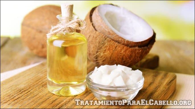 Como hacer aceite de coco para la melena