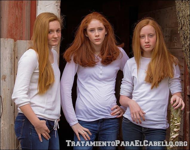 condiciones habituales para las que se usa la zanahoria en la cabellera