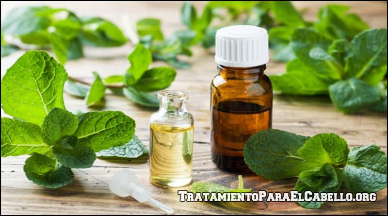 Beneficios, como usar el aceite de menta para el cabello