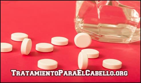 para que se utiliza la aspirina para el cabello