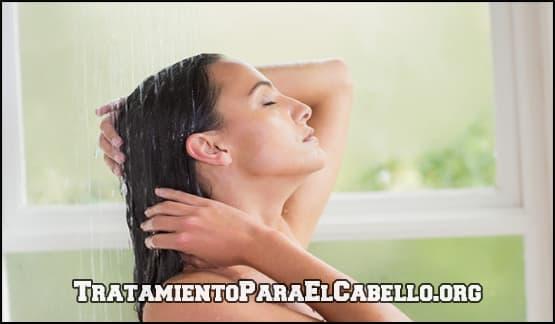 cuanto tiempo es recomendable utilizar el vinagre ara el cabello