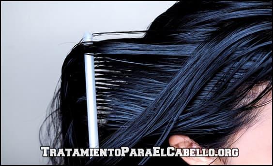 controla el cabello graso con aceite de lavanda para el cabello