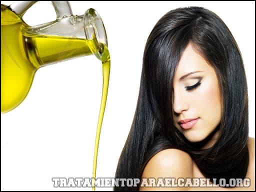 Aceite para el cabello brillante